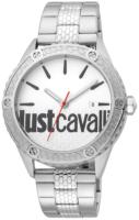 Just Cavalli 99999 Miesten kello JC1G080M0055 Hopea/Teräs Ø44 mm