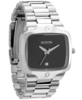 Nixon The Player A140000-00 Musta/Teräs