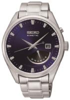 Seiko Kinetic Miesten kello SRN047P1 Sininen/Teräs Ø42 mm