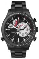 Timex Intelligent Miesten kello TW2P72800 Musta/Teräs Ø45 mm
