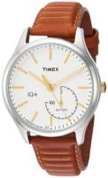 Timex Sport Miesten kello TW2P94700 Valkoinen/Nahka Ø41 mm