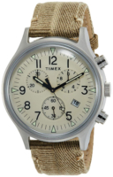 Timex 99999 Miesten kello TW2R68500 Kerma/Nahka Ø42 mm