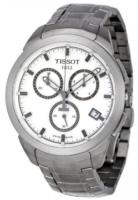 Tissot Titanium Miesten kello T069.417.44.031.00 Hopea/Titaani Ø43 mm