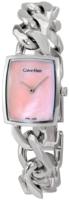 Calvin Klein Amaze Naisten kello K5D2L12E Pinkki/Teräs