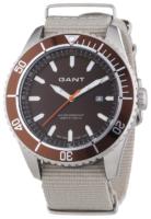 Gant Seabrook Miesten kello W70633 Ruskea/Tekstiili Ø45 mm