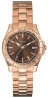 Guess Mini Naisten kello W0469L1 Ruskea/Punakultasävyinen Ø36 mm