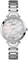 Guess Opal Naisten kello W1090L1 Valkoinen/Teräs Ø36 mm