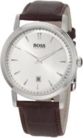 Hugo Boss Slim Miesten kello 1512636 Hopea/Nahka Ø40 mm