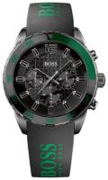 Hugo Boss Chronograph Miesten kello 1512847 Musta/Kumi Ø45 mm
