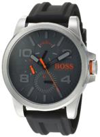 Hugo Boss 99999 Miesten kello 1550007 Harmaa/Kumi Ø48 mm