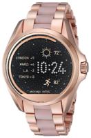 Michael Kors Smartwatch MKT5013 LCD/Punakultasävyinen Ø45 mm