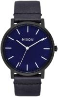 Nixon 99999 A10582668-00 Sininen/Nahka Ø40 mm