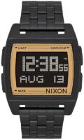 Nixon Base Miesten kello A11071031-00 LCD/Teräs