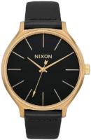 Nixon 99999 Naisten kello A1250513-00 Musta/Nahka Ø38 mm