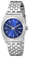 Nixon The Time Teller Naisten kello A3991933-00 Sininen/Teräs Ø26 mm