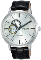 Pulsar 99999 Miesten kello P9A005X1 Hopea/Nahka Ø42 mm