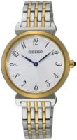Seiko Classic Naisten kello SFQ800P1 Valkoinen/Kullansävytetty