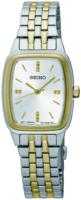 Seiko Classic Naisten kello SRZ472P1 Hopea/Kullansävytetty teräs