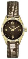 Timex 99999 Naisten kello T2M599 Ruskea/Nahka Ø28 mm