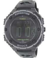 Timex Expedition Miesten kello T49950 LCD/Muovi Ø47 mm