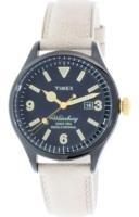 Timex 99999 Naisten kello TW2P74900 Musta/Nahka Ø42 mm