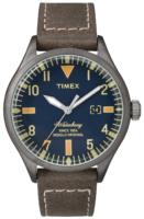 Timex 99999 Miesten kello TW2P83800 Sininen/Nahka Ø40 mm