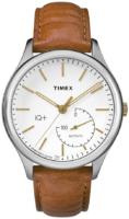 Timex 99999 TW2P94700UK Valkoinen/Nahka Ø41 mm