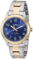 Timex 99999 Miesten kello TW2R36600 Sininen/Kullansävytetty teräs