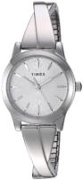 Timex Classic Naisten kello TW2R98700 Hopea/Teräs Ø25 mm