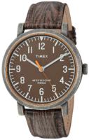 Timex 99999 Miesten kello TWH3Z19109J Ruskea/Nahka Ø42 mm