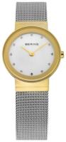 Bering Classic Naisten kello 10126-001 Valkoinen/Teräs Ø26 mm
