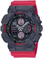 Casio G-Shock Miesten kello GA-140-4AER LCD/Muovi Ø51.2 mm