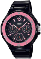 Casio Casio Collection Naisten kello LRW-250H-1A2VEF Musta/Muovi