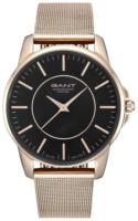 Gant 99999 Naisten kello GT060002 Musta/Punakultasävyinen Ø36 mm