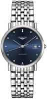 Longines Elegant Naisten kello l4.809.4.97.6 Sininen/Teräs Ø34.5 mm