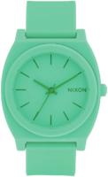 Nixon The Time Teller Miesten kello A1192288-00 Vihreä/Kumi Ø40 mm