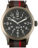 Timex Weekender Miesten kello ABT011 Musta/Tekstiili Ø38 mm