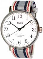 Timex 99999 ABT533 Valkoinen/Tekstiili Ø37 mm