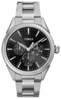 Timex 99999 Miesten kello TW2P97000 Musta/Teräs Ø40 mm