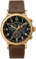 Timex 99999 Miesten kello TW2T20900 Musta/Nahka Ø41 mm