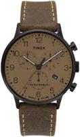 Timex 99999 Miesten kello TW2T28300 Ruskea/Nahka Ø40 mm