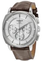 Tissot T-Classic T Lord Miesten kello T059.527.16.031.00 Hopea/Nahka