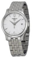 Tissot Tissot T-Classic Naisten kello T063.210.11.037.00 Hopea/Teräs