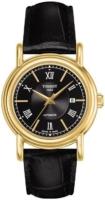 Tissot T-Gold Naisten kello T907.007.16.058.00 Musta/Nahka Ø29.5 mm