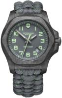 Victorinox 99999 Miesten kello 241861 Harmaa/Tekstiili Ø43 mm