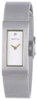 Bering Classic Naisten kello 10817-004 Valkoinen/Teräs