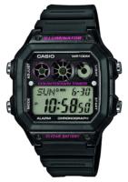 Casio Casio Collection Miesten kello AE-1300WH-1A2VEF LCD/Muovi