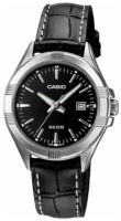 Casio Casio Collection Naisten kello LTP-1308L-1AVEF Musta/Nahka