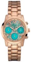 Guess Naisten kello W0448L8 Monivärinen/Punakultasävyinen Ø36 mm