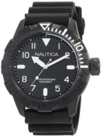 Nautica Nsr Miesten kello NAD10081G Musta/Kumi Ø44 mm